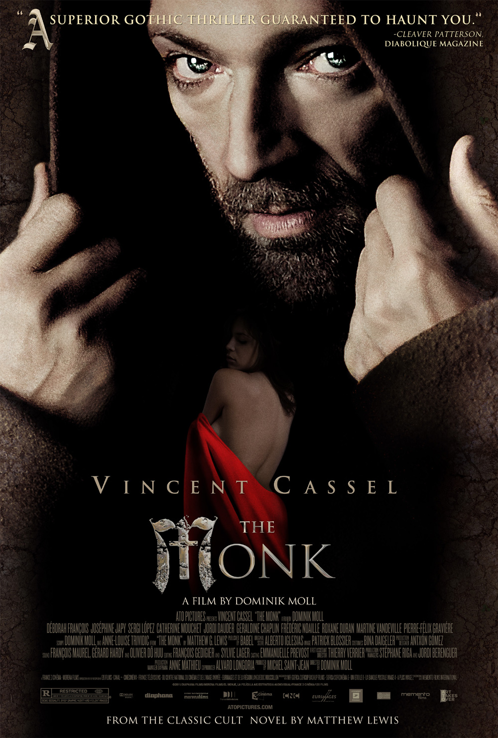 Monk-Poster