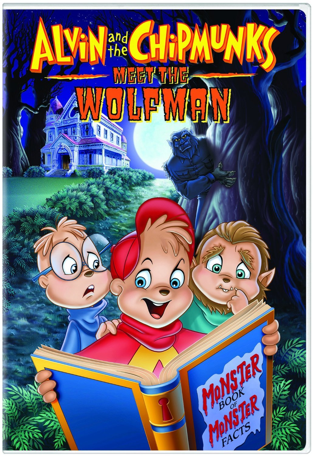alvin and the chipmunks meet wolfman part 8