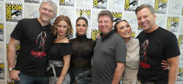 Comic Con 2016 Interviews With The Cast And Crew Of Dead Rising