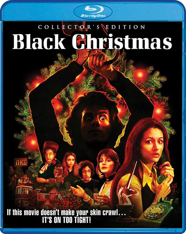 Black christmas 1974 collector 39 s edition blu ray release Classic christmas films black and white