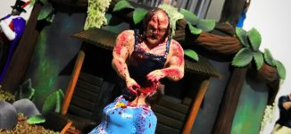 Adam Green Horror Cake