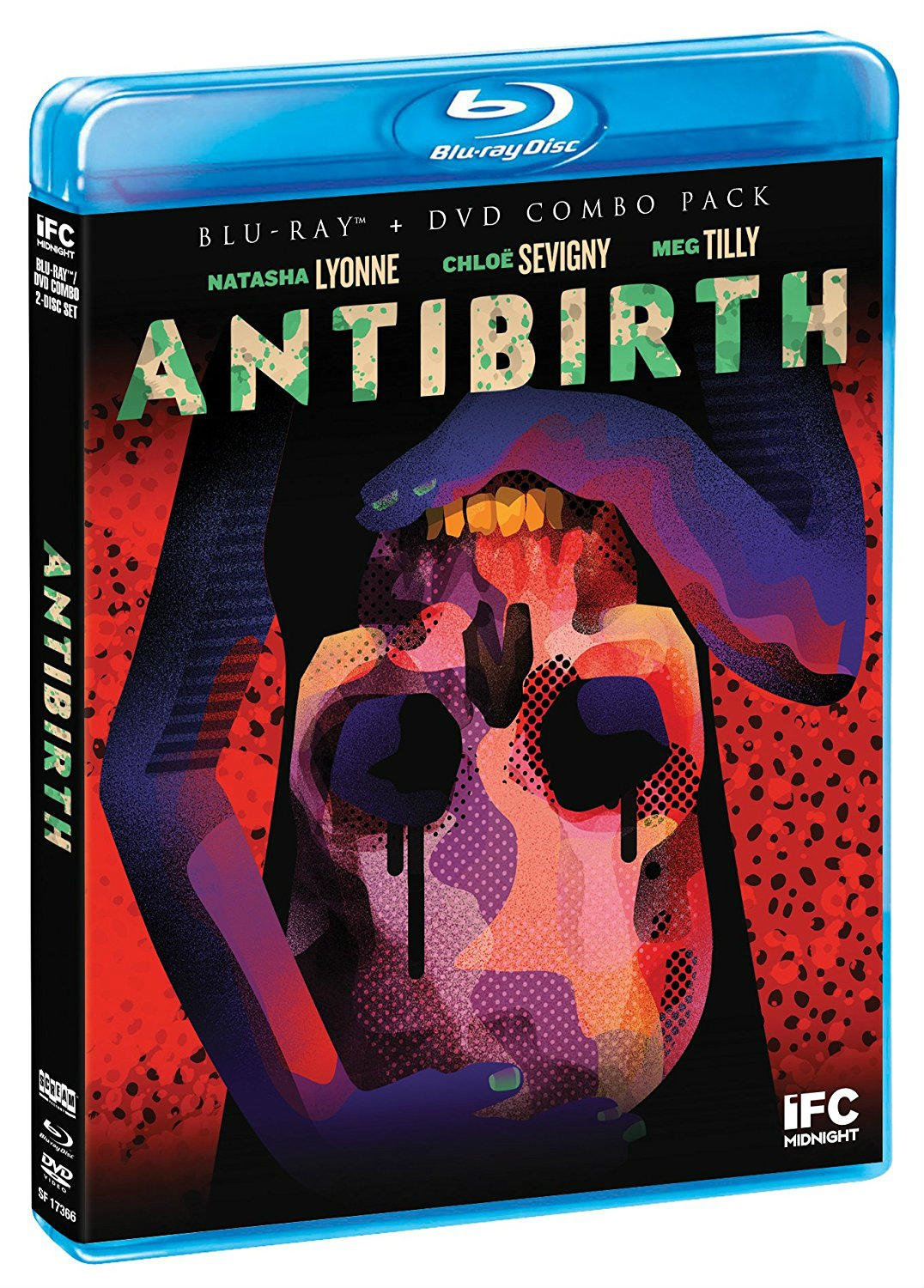 Horror Highlights: ANTIBIRTH Blu-ray / DVD, THE FIELD GUIDE TO EVIL