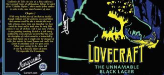 H.P. Lovecraft Beer