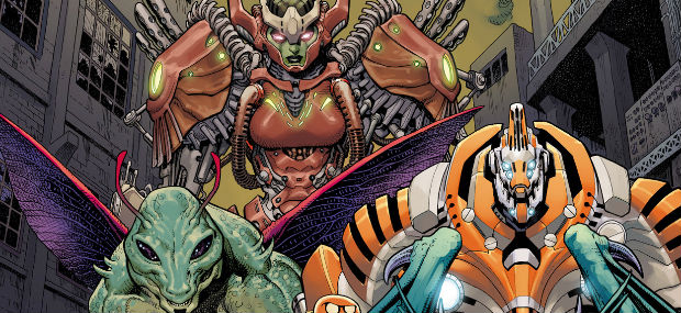 Marvel Announces Monsters Unleashed Ongoing Comic Book Series Daily Dead