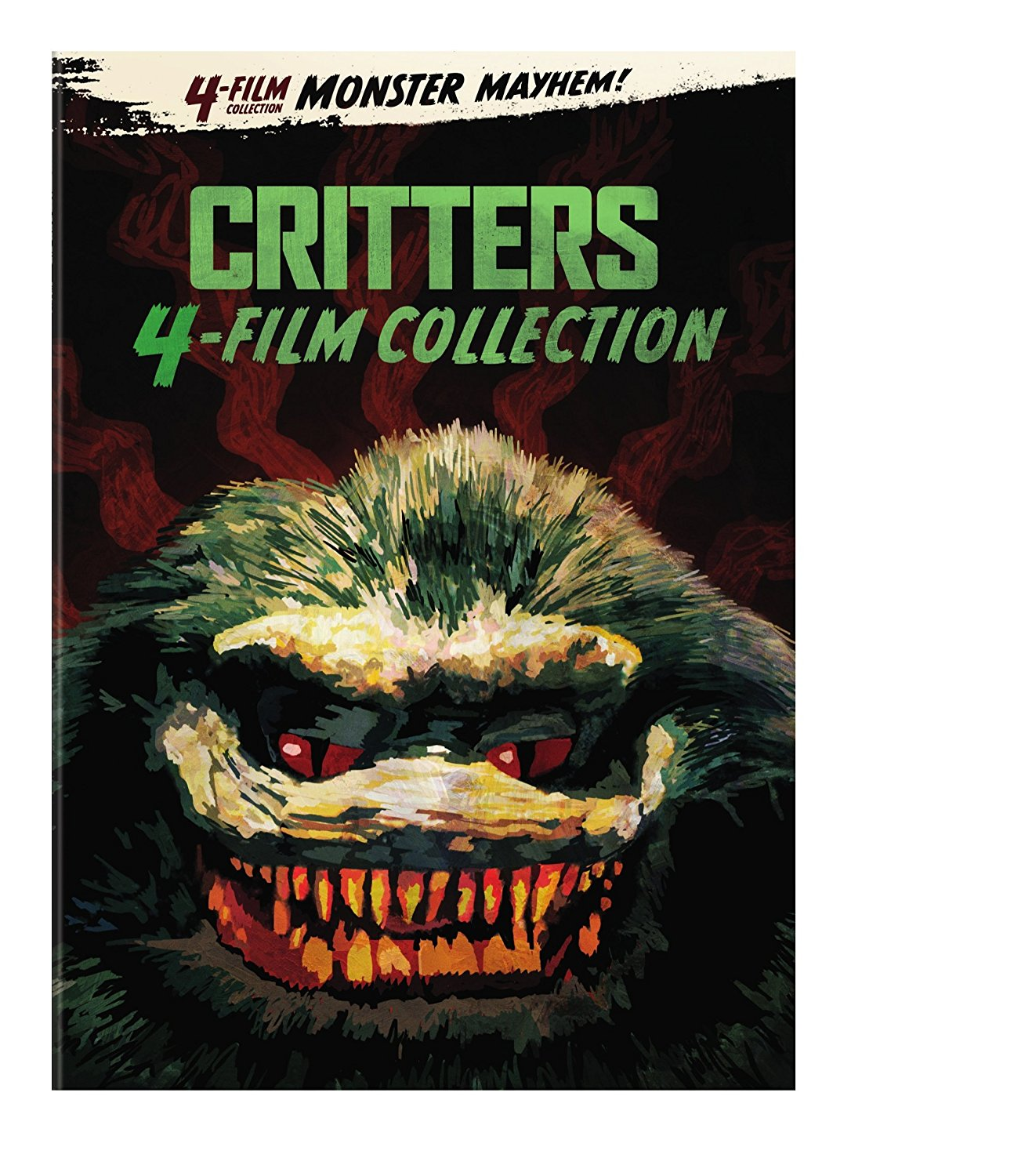 Critters 4 Film Collection Dvd Daily Dead