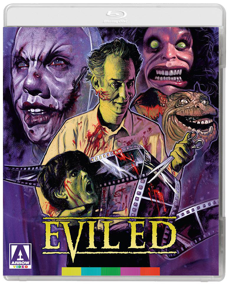arrow video announces evil ed and brain damage limited edition blu rays daily dead. Black Bedroom Furniture Sets. Home Design Ideas