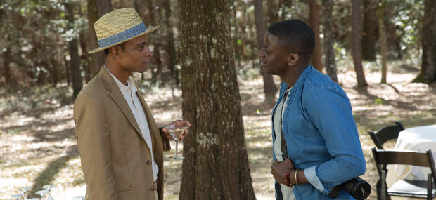 watch behind-the-scenes footage from get out