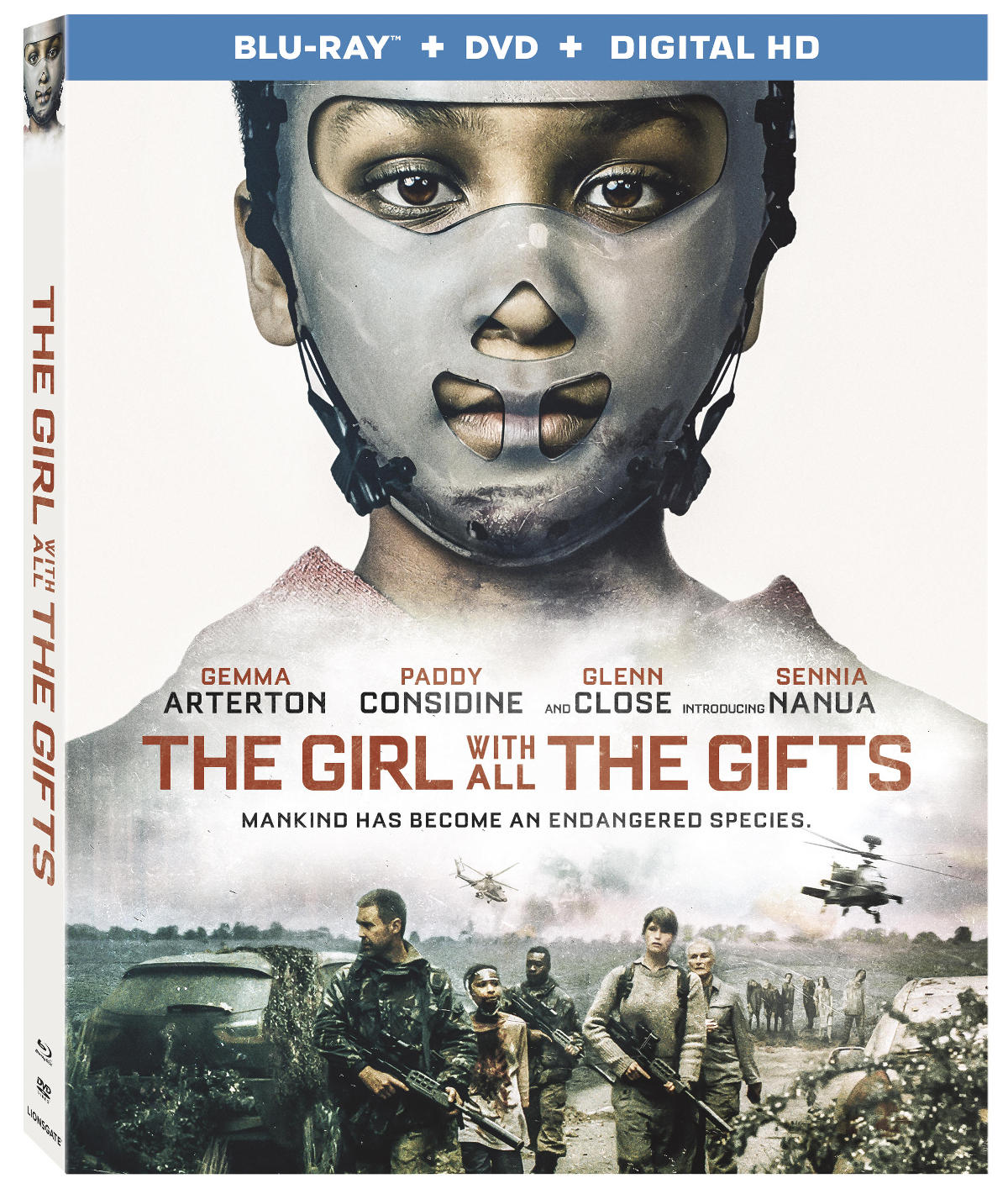 THE GIRL WITH ALL THE GIFTS Blu-ray, DVD & Digital HD ...