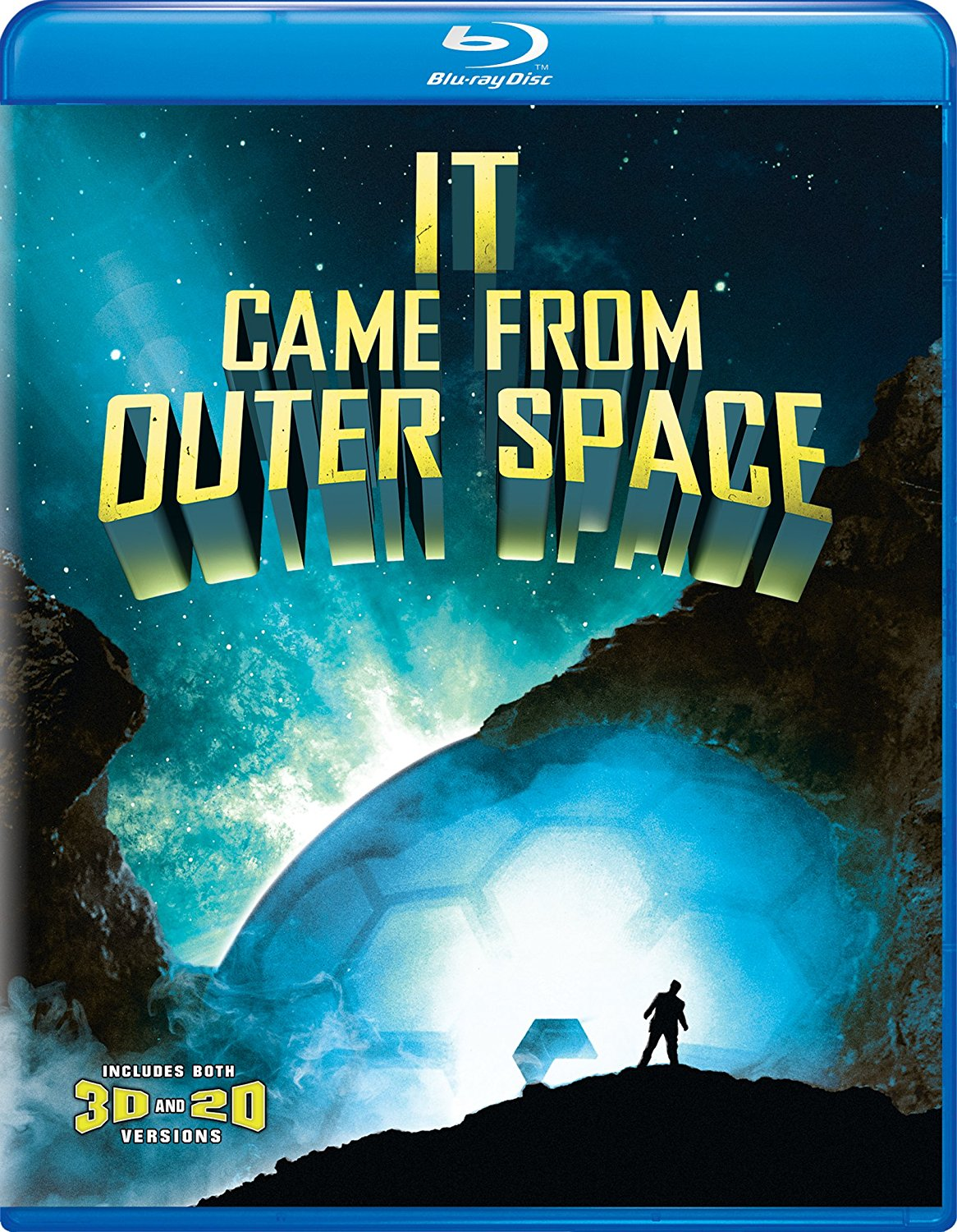 February 14th blu ray dvd releases include arrival for The thing that came from outer space