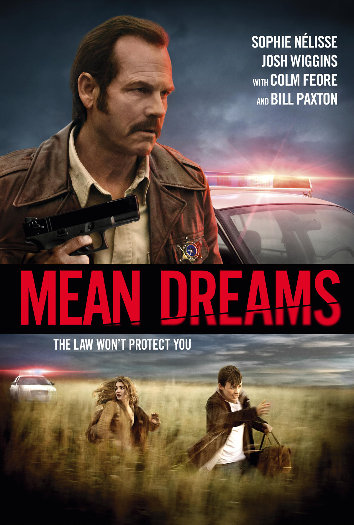 Check Out the Trailer u0026 Poster for MEAN DREAMS, Starring Bill Paxton ...