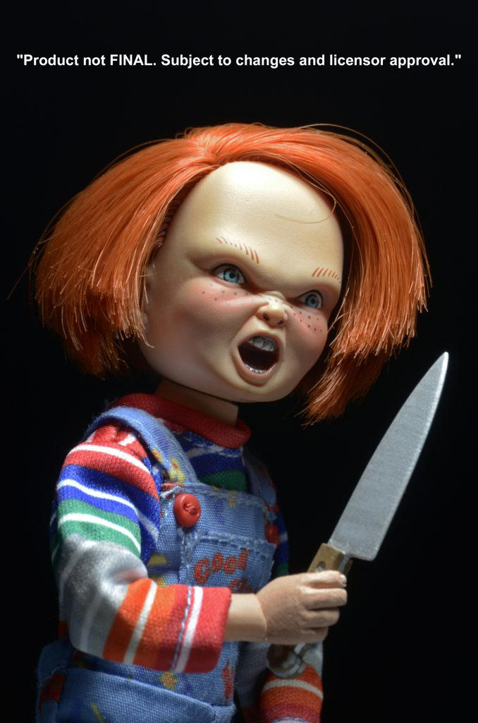 NECA Childs Play Chucky 03 Daily Dead
