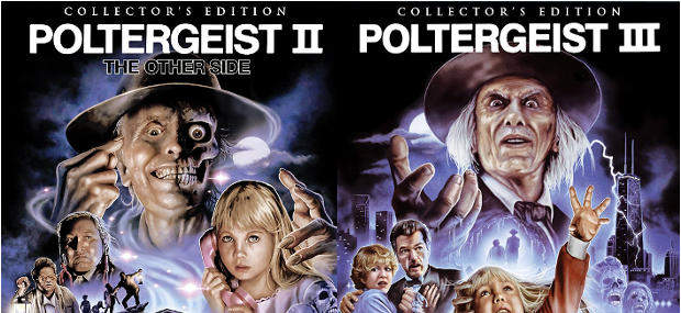 Blu-ray Reviews: POLTERGEIST II: THE OTHER SIDE and POLTERGEIST III