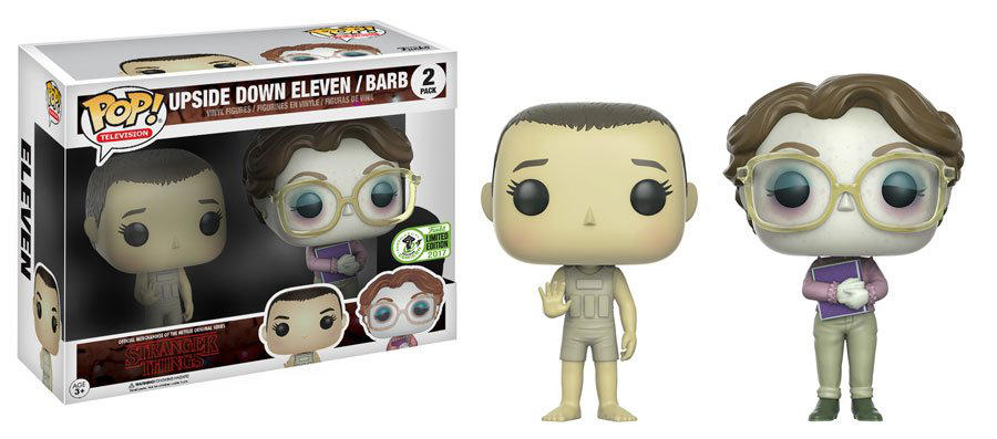 Funko Unveils Emerald City Comicon 2017 Stranger Things