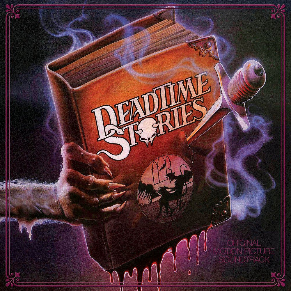 Deadtime Stories 1986 Vinyl Soundtrack Coming From