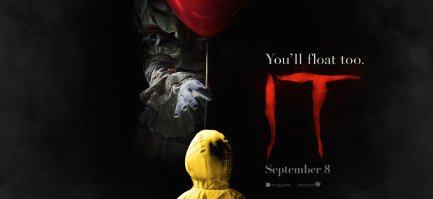 Teaser Poster for New IT Movie
