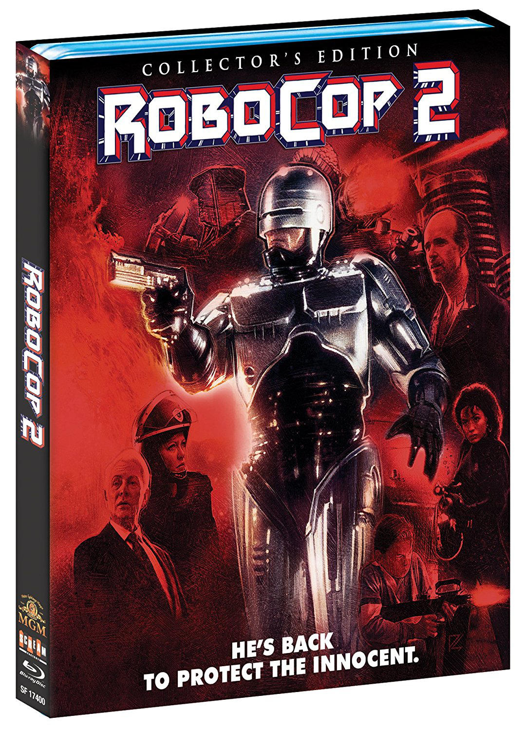 March 21st Blu Ray Amp Dvd Releases Include Robocop Sequels