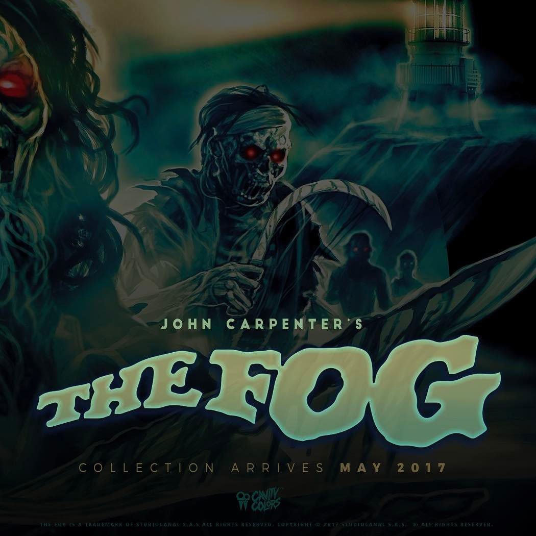 THE FOG (1980) Apparel Collection Coming from Cavitycolors ...