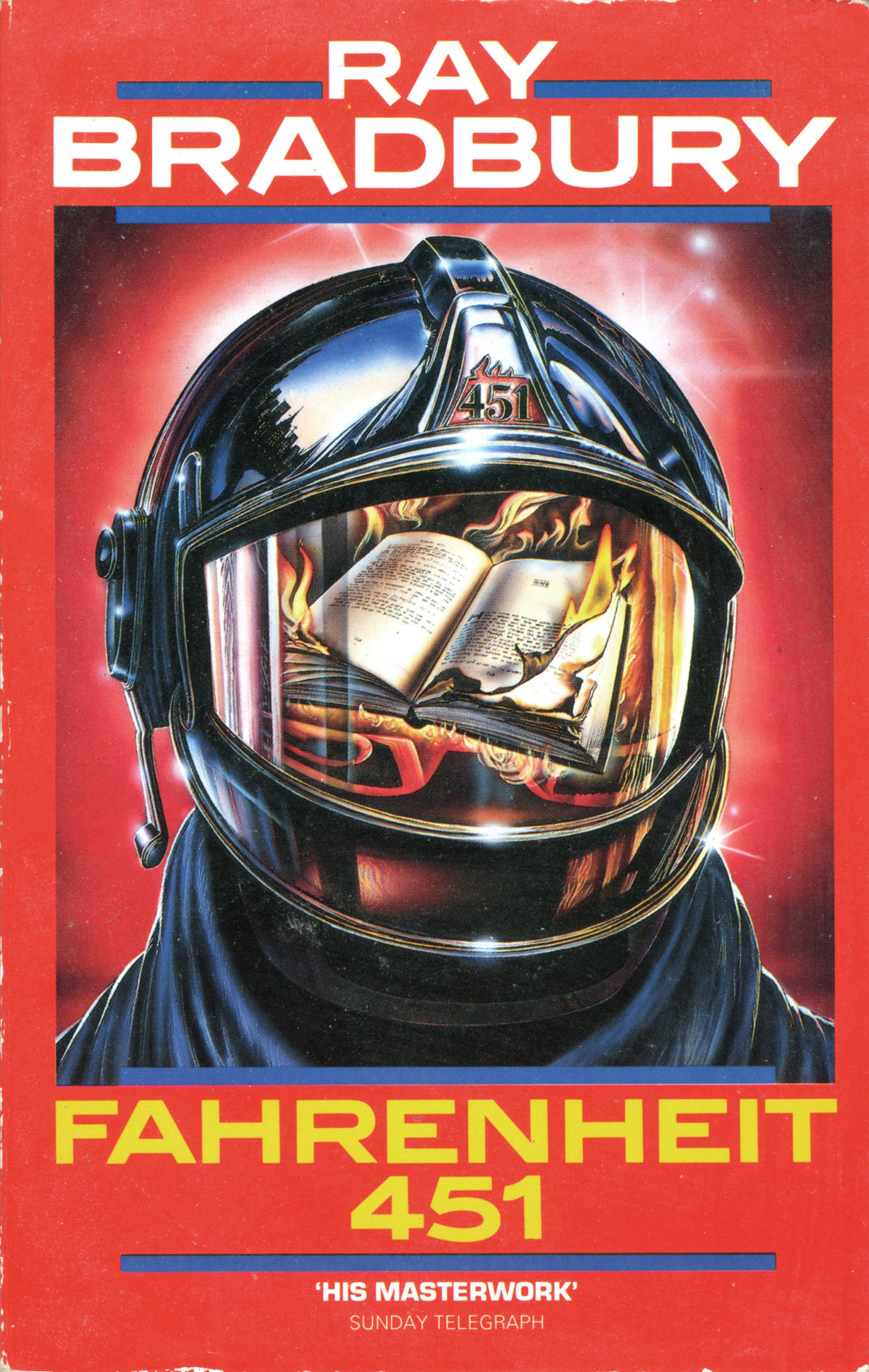 fahreheit 451 Fahrenheit 451, this stufy guide fahrenheit 451 is a dystopian novel by ray bradbury the novel presents a future american society where reading is outlawedfree study guides and book notes.