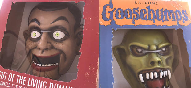 Goosebumps And The Monster Squad Apparel Collections Teased By Fright Rags Daily Dead