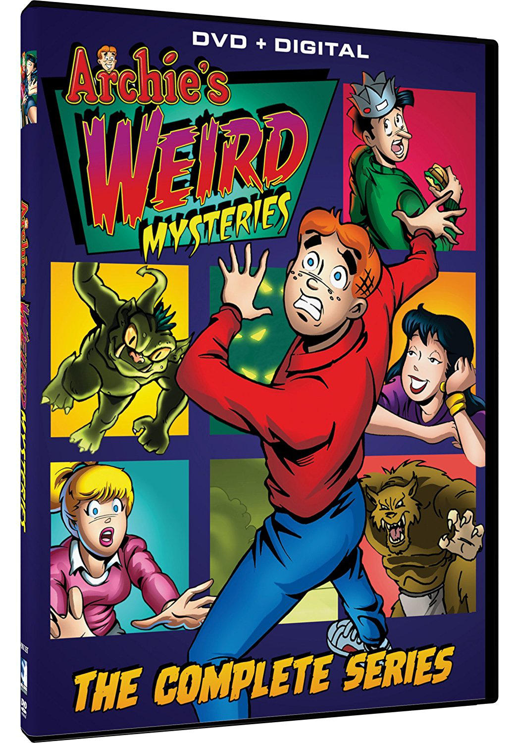 ArchieS Weird Mysteries