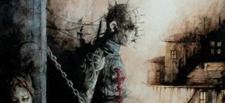 New HELLRAISER Graphic Novel