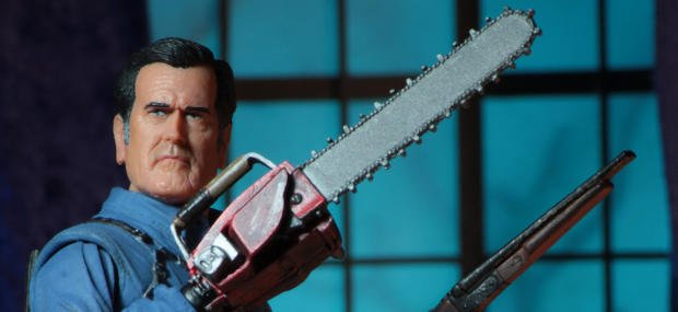 New ASH VS EVIL DEAD Figure