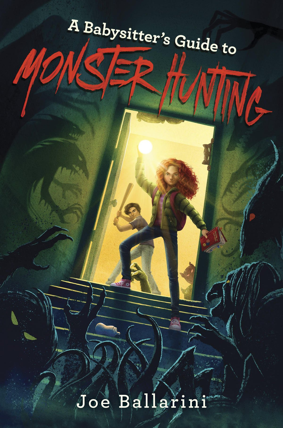 Horror Highlights: A BABYSITTER'S GUIDE TO MONSTER HUNTING, REALIVE