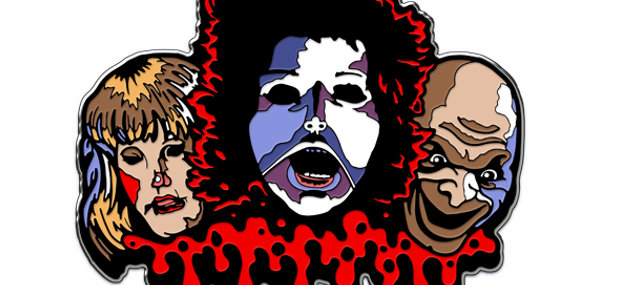 With Their Latest Capsule Collection, Cavitycolors Travels Back In Time To  1979 To Celebrate The Horror Film Tourist Trap With A New Enamel Pin And  Shirt, ...