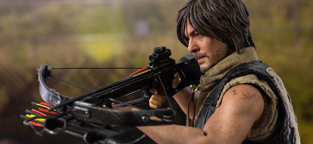 Daryl Dixon Sixth Scale Figure