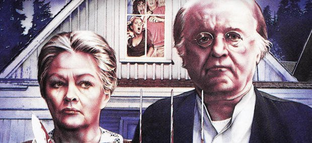 The Family That Slays Together Stays In John Houghs American Gothic And With 1988 Horror Film Coming To Blu Ray Beginning December 19th