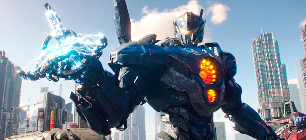 Review: PACIFIC RIM UPRISING