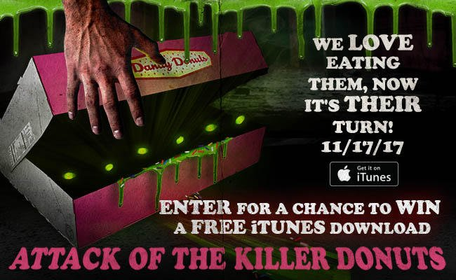 Contest: Win a Free iTunes Download of New Horror Comedy ATTACK OF