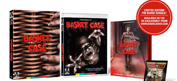 Arrow Video's February 2018 Blu-ray Releases Include BASKET CASE