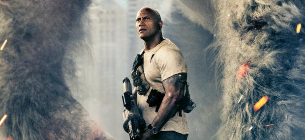 Watch the First Trailer for RAMPAGE