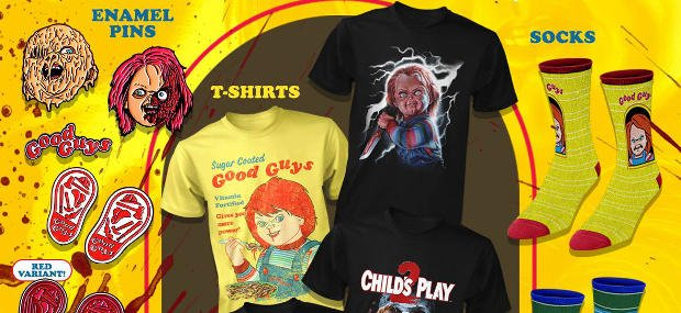 a5c00263 Do you feel like you're in a Good Guys groove since watching Don Mancini's  Cult of Chucky last year? If you're looking to add the devious doll to your  ...