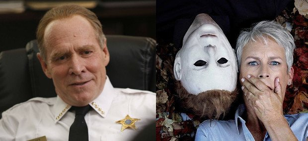Will Patton to Play a Police Officer in New HALLOWEEN Movie ...