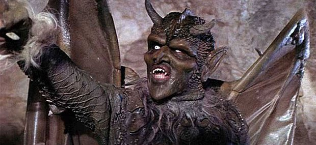 it came from the tube gargoyles 1972 daily dead