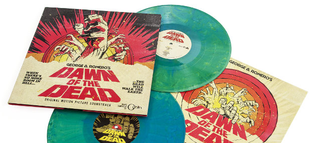 DAWN OF THE DEAD Vinyl Score