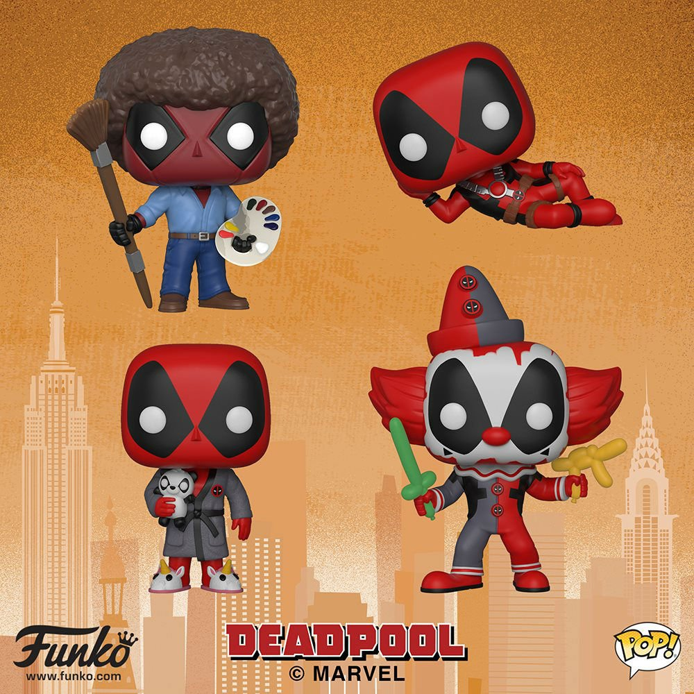 Funko Toy Fair 2018 110 Daily Dead