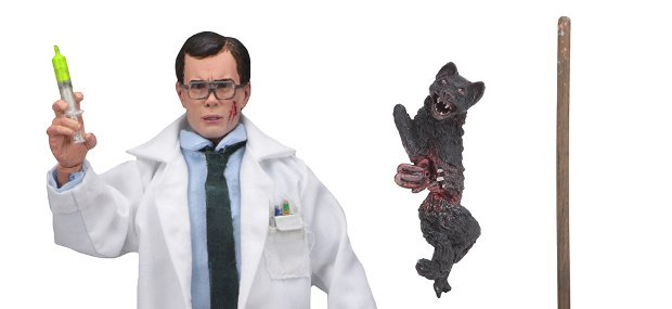 RE-ANIMATOR Figure from NECA