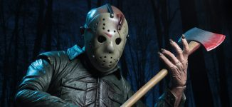 NECA's New Jason Voorhees Figure