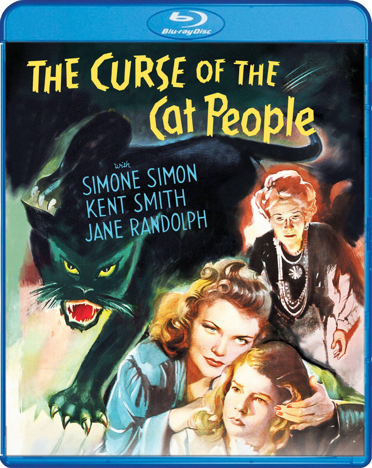 NIGHT OF THE LEPUS, THE CURSE OF THE CAT PEOPLE, and ALIEN