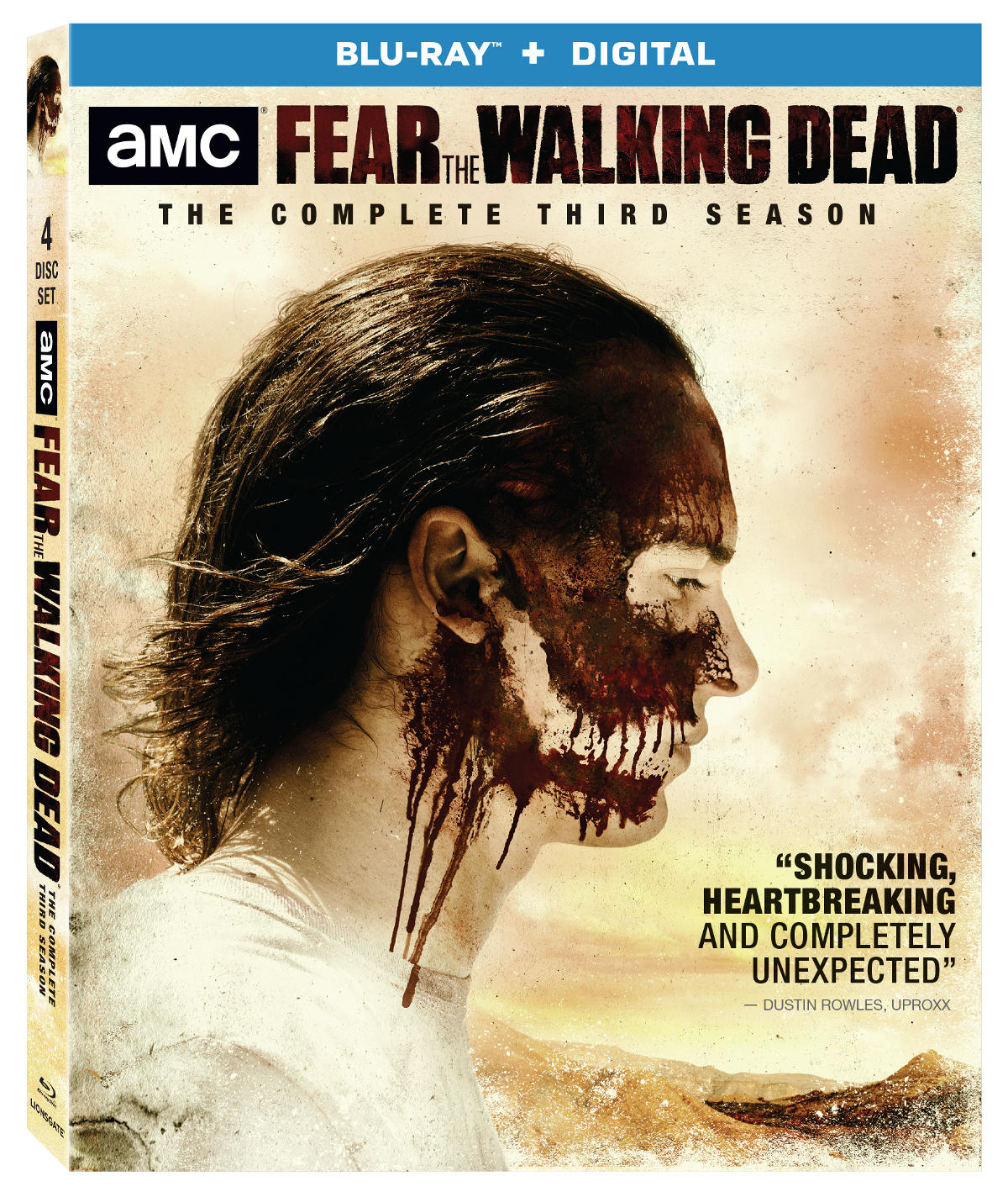 Fear Walking Dead Season 3 Blu Ray 03