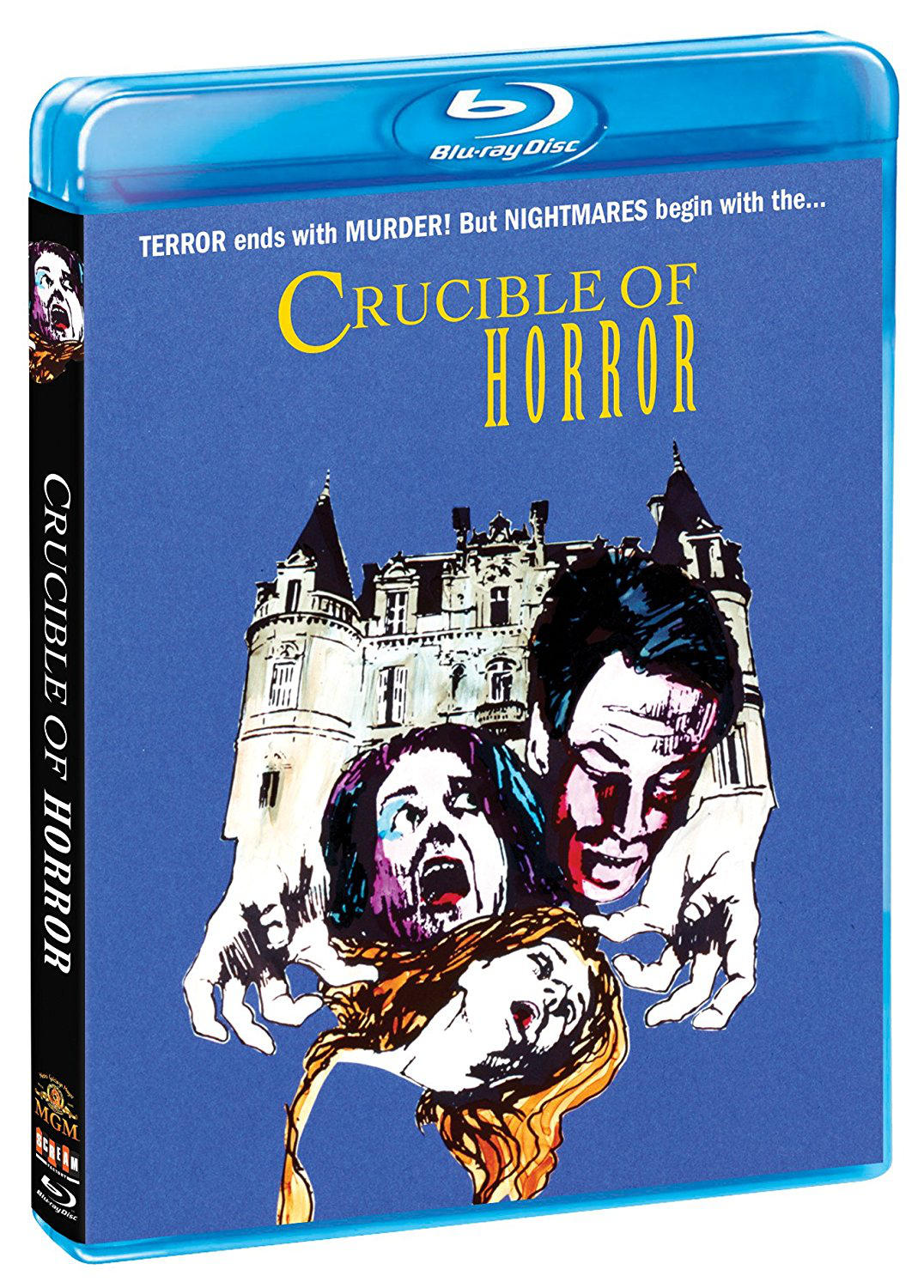 Contest: Win CRUCIBLE OF HORROR on Blu-ray - Daily Dead
