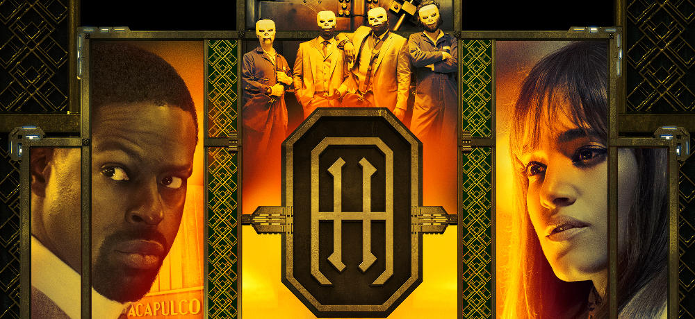 Following The Official Trailers Explosive Debut Last Week New Poster For Action Thriller Hotel Artemis Reminds Those Who Check In That There Is A