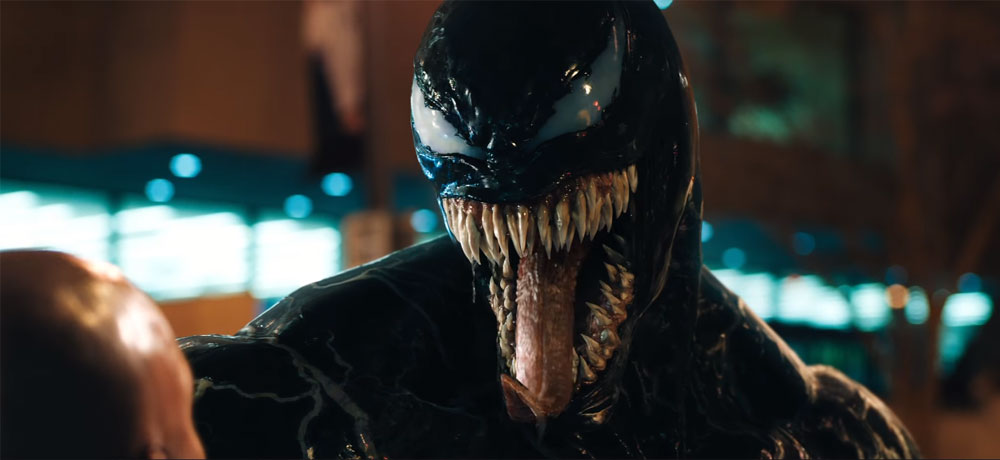 Venom Is Coming To 4k Ultra Hd Blu Ray And Dvd On December 18th Daily Dead