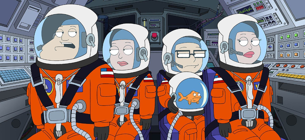 American Dad Christmas Episodes.14 Times American Dad Dabbled In Its Dark Side Daily Dead