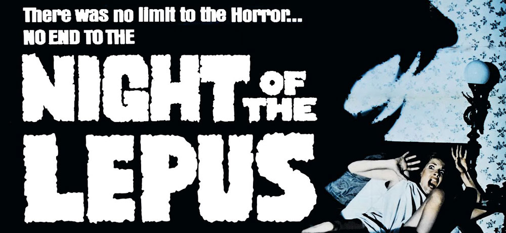 Scream Factory Reveals NIGHT OF THE LEPUS Blu-ray Release Details