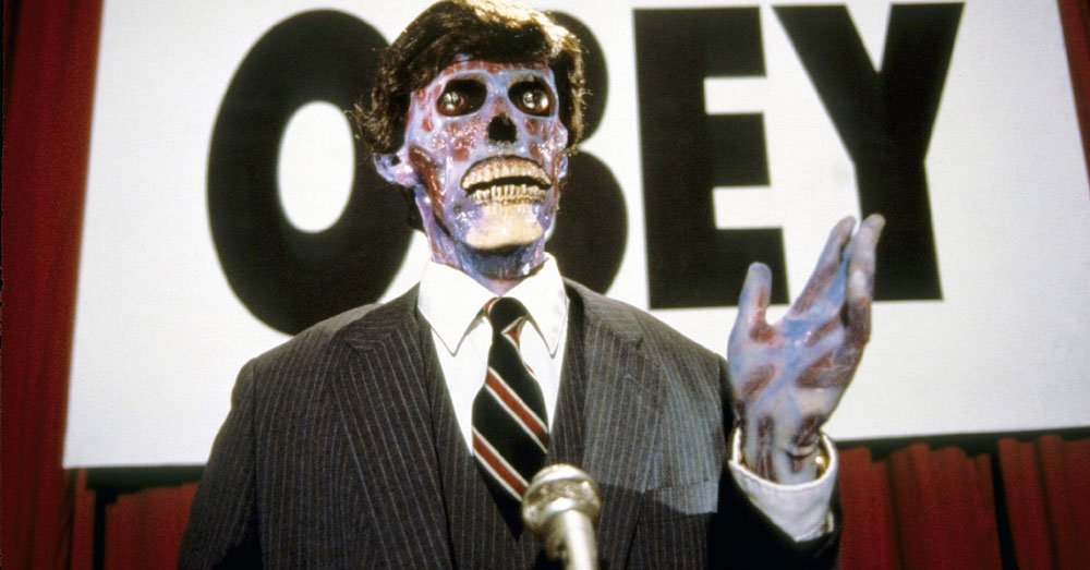 Image result for They Live 1988