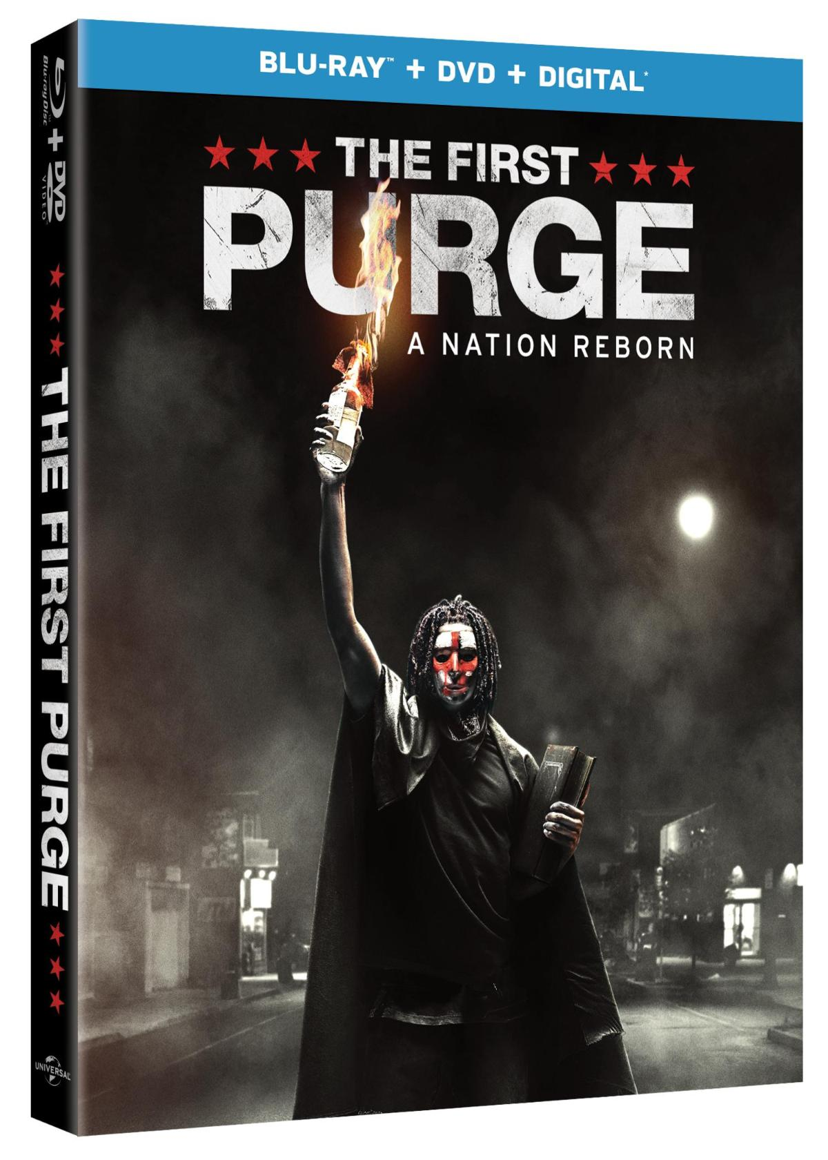The First Purge And The Purge 4 Movie Collection Coming To Blu Ray